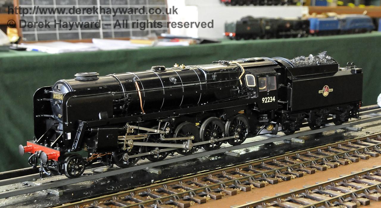 O Gauge Model Railway Association, Invicta Track.  Model Railway Weekend, Sheffield Park, 29.06.2013  9217