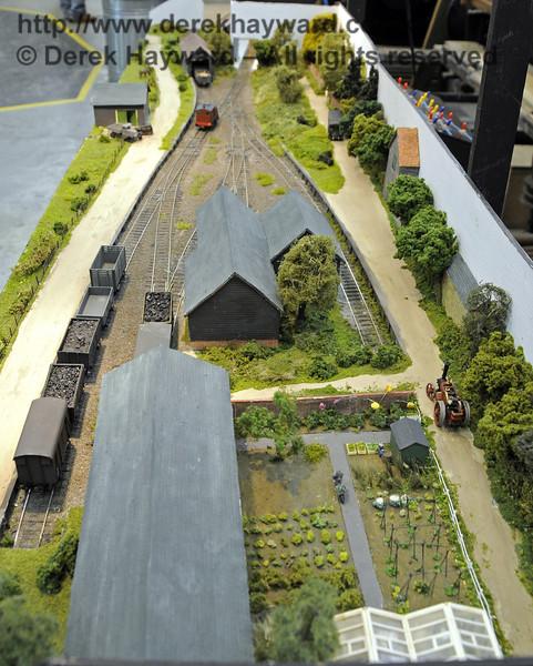 Model Railway Weekend, Horsted Keynes, 30.06.2013  9301