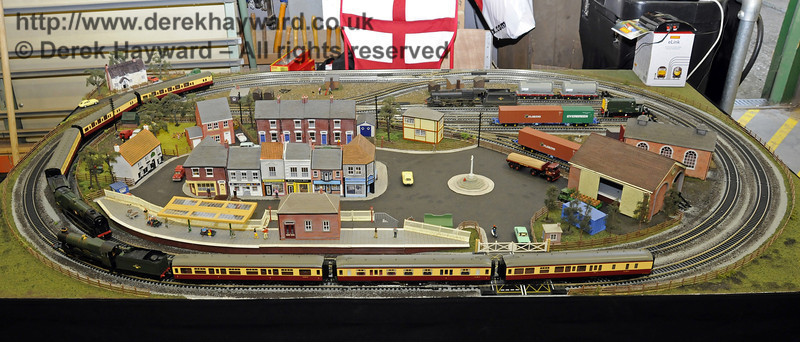 Model Railway Weekend, Horsted Keynes, 30.06.2013  9300