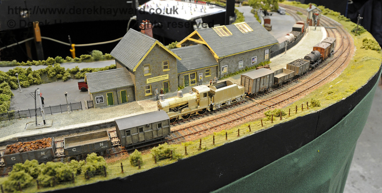 Ballyconnell Road.  Model Railway Weekend, Horsted Keynes, 30.06.2013  9307