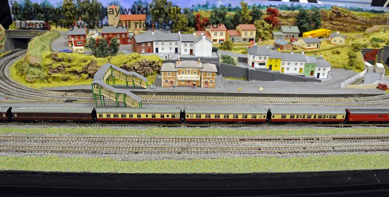 Model Railway Weekend, Horsted Keynes, 30.06.2013  9325