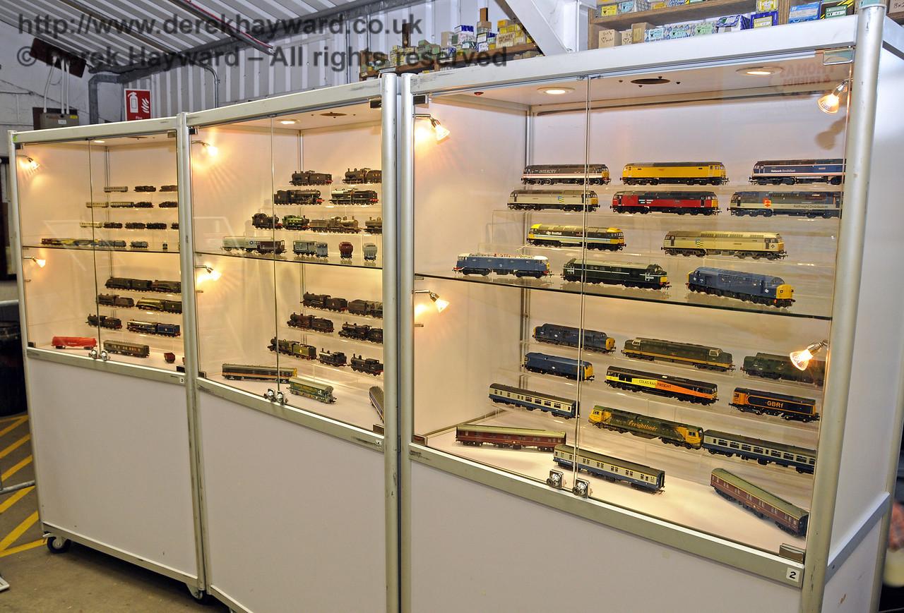Bachmann.  Model Railway Weekend, Horsted Keynes, 30.06.2013  9299