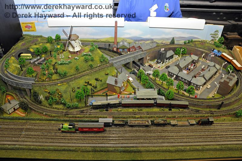 Model Railway Weekend, Horsted Keynes, 30.06.2013  9324