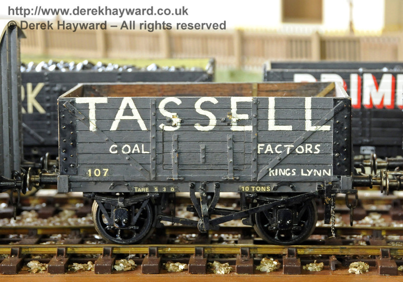 O Gauge Model Railway Association, Invicta Track.  Model Railway Weekend, Sheffield Park, 29.06.2013  9222