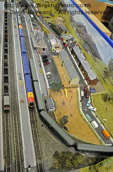 Model Railway Weekend, Horsted Keynes, 30.06.2013  9326