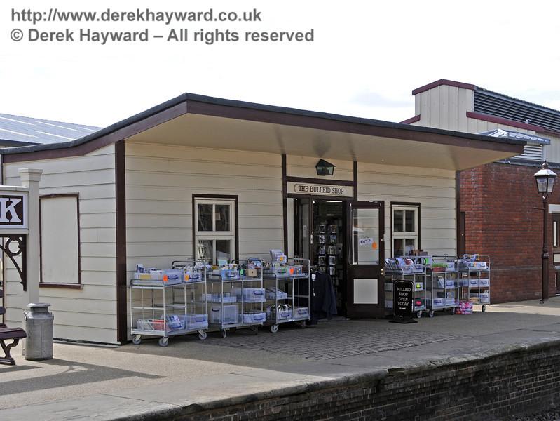 Bulleid Shop, Model Railway Weekend, Sheffield Park, 29.06.2013  9234