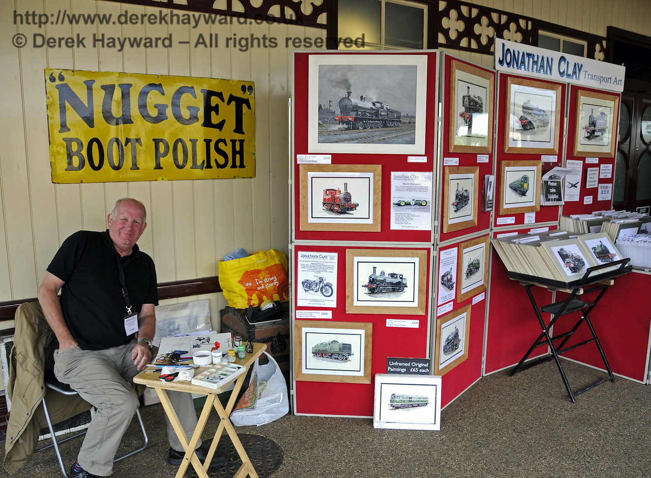 Model Railway Weekend, Sheffield Park, 28.06.2014  10829