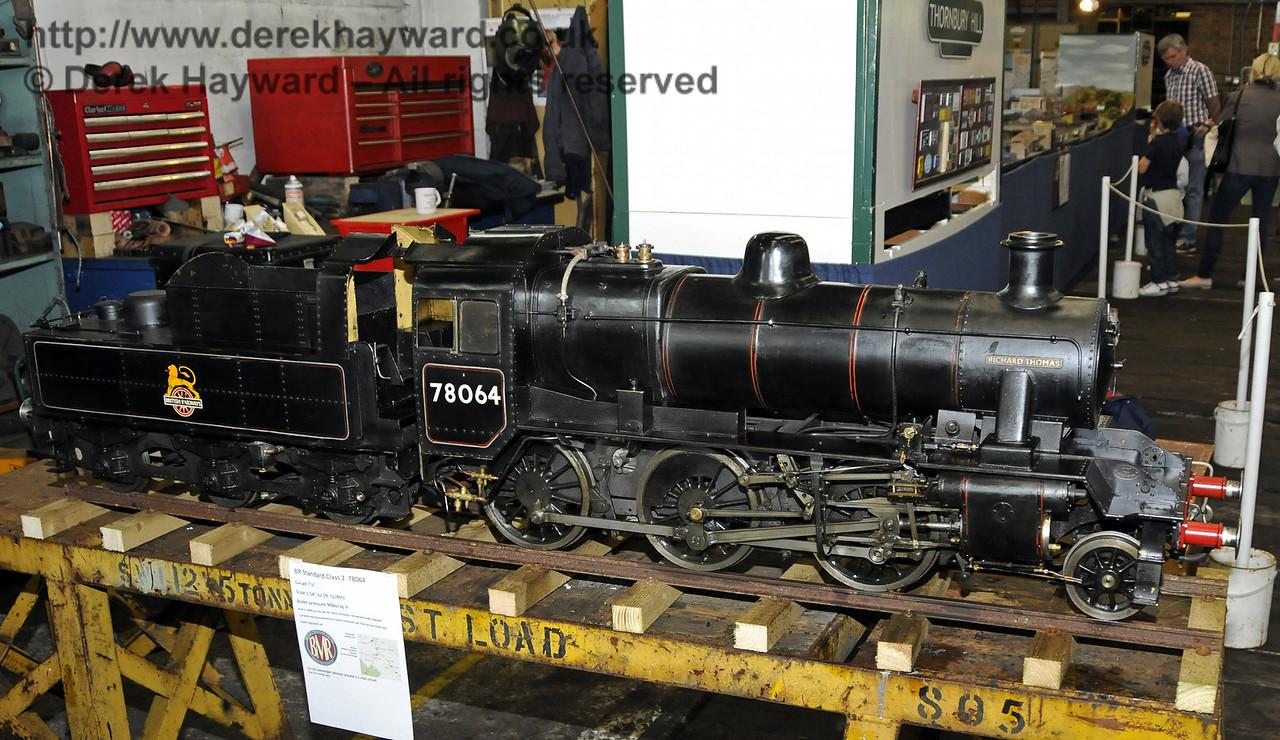 Model Railway Weekend, Sheffield Park, 28.06.2014  10780