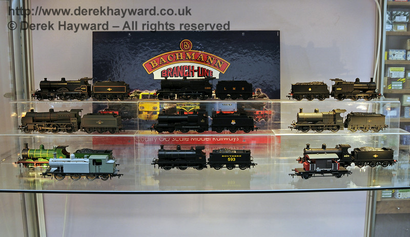 Model Railway Weekend, Horsted Keynes, 29.06.2014  10959