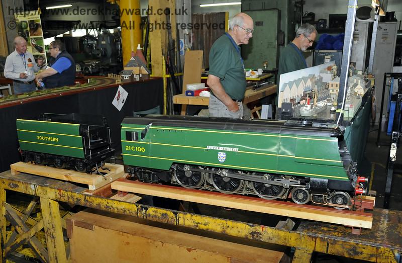 Model Railway Weekend, Sheffield Park, 28.06.2014  10781