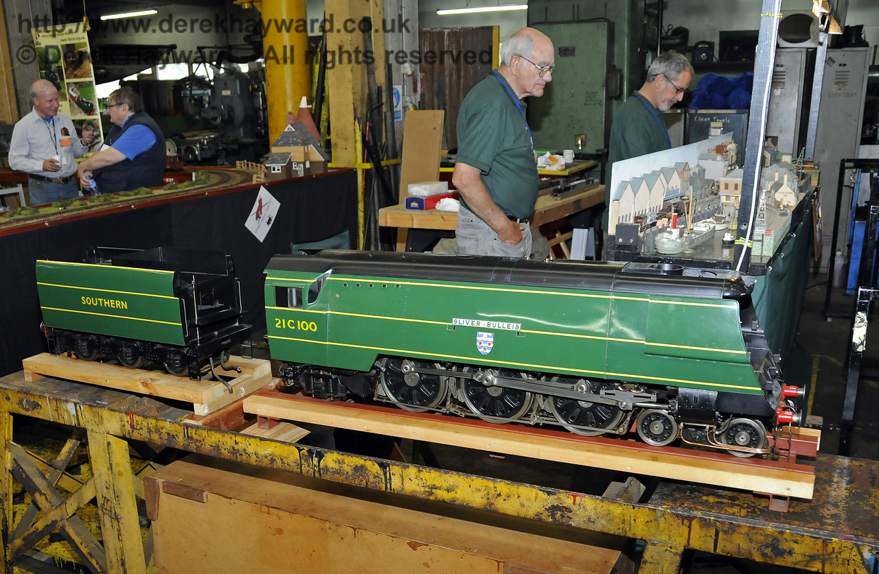 Model Railway Weekend, Sheffield Park, 28.06.2014  10781