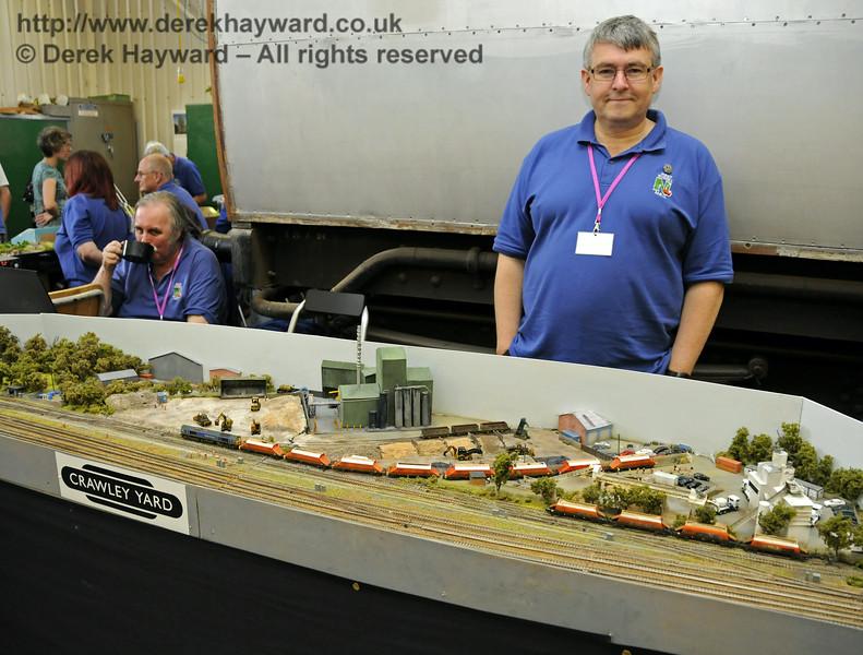 Model Railway Weekend, Horsted Keynes, 28.06.2014  10884