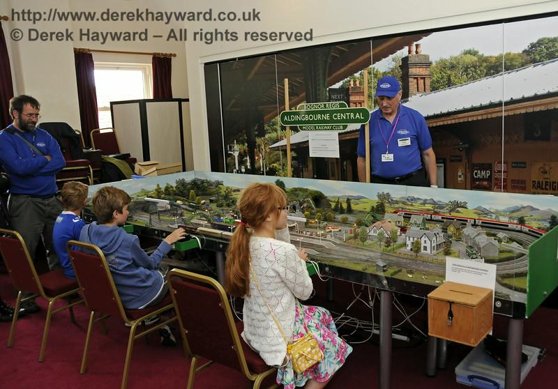 Model Railway Weekend, Sheffield Park, 28.06.2014  10818