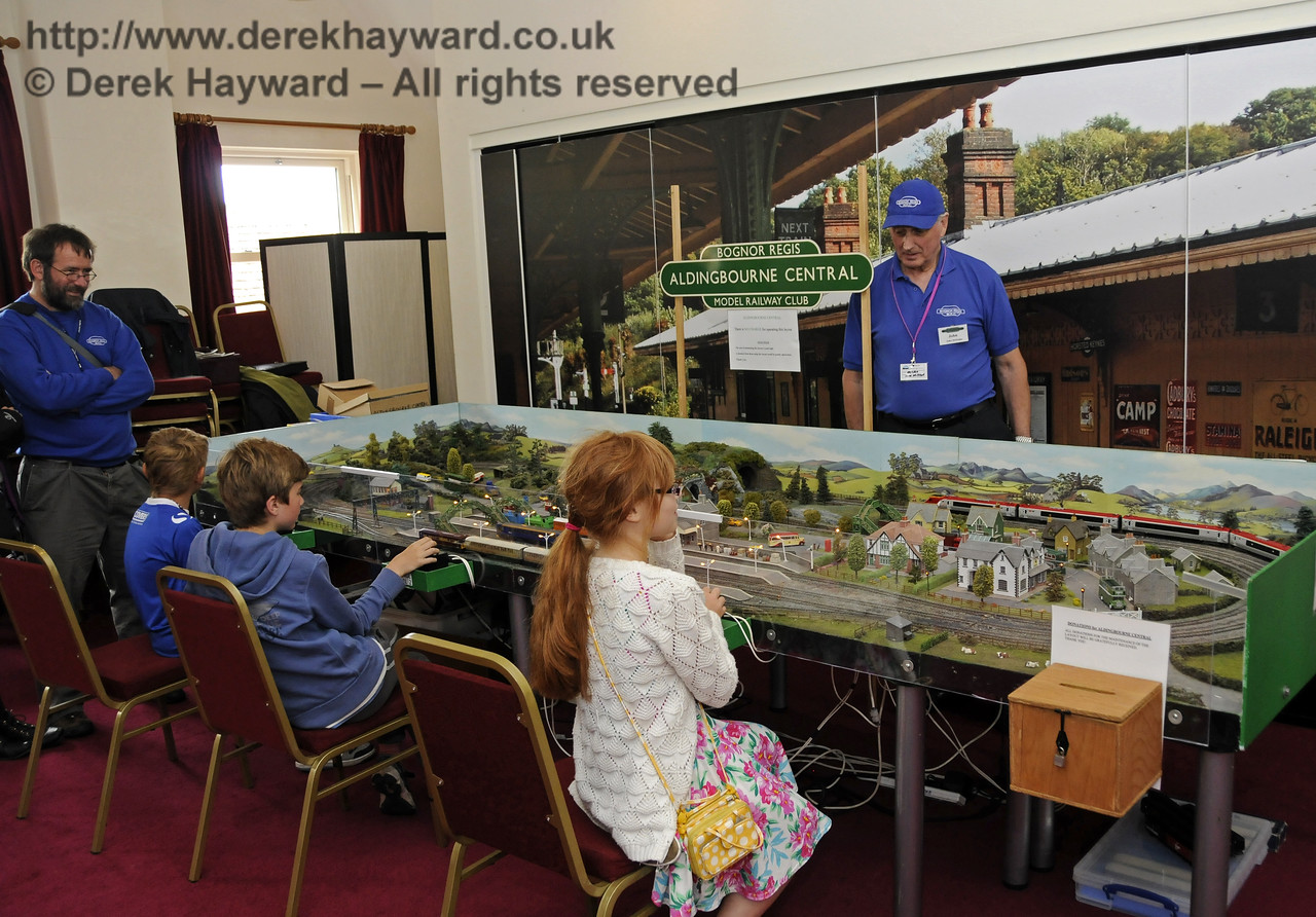 Model Railway Weekend, Sheffield Park, 28.06.2014  10818