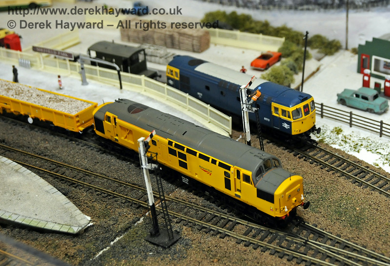 Model Railway Weekend, Horsted Keynes, 28.06.2014  10842
