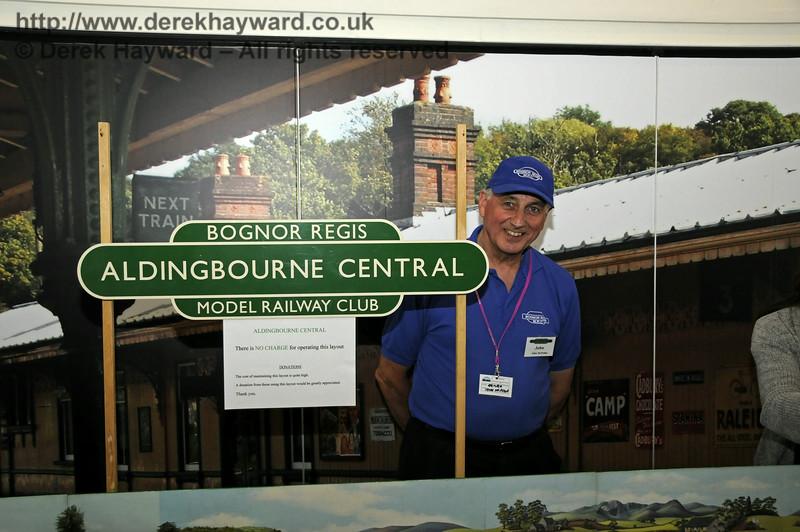 Model Railway Weekend, Sheffield Park, 28.06.2014  10809