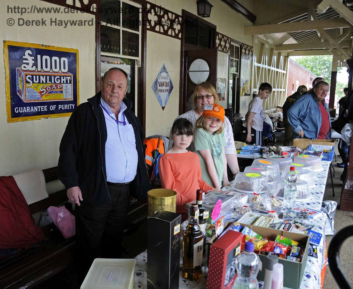 Model Railway Weekend, Sheffield Park, 28.06.2014  10825