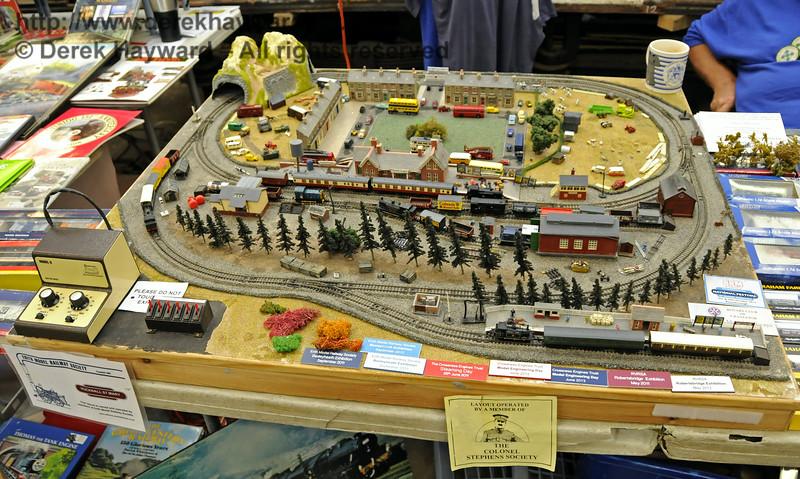 Model Railway Weekend, Horsted Keynes, 28.06.2014  10847