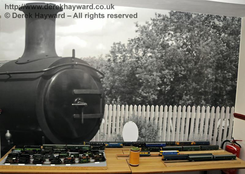 Model Railway Weekend, Sheffield Park, 28.06.2014  10811