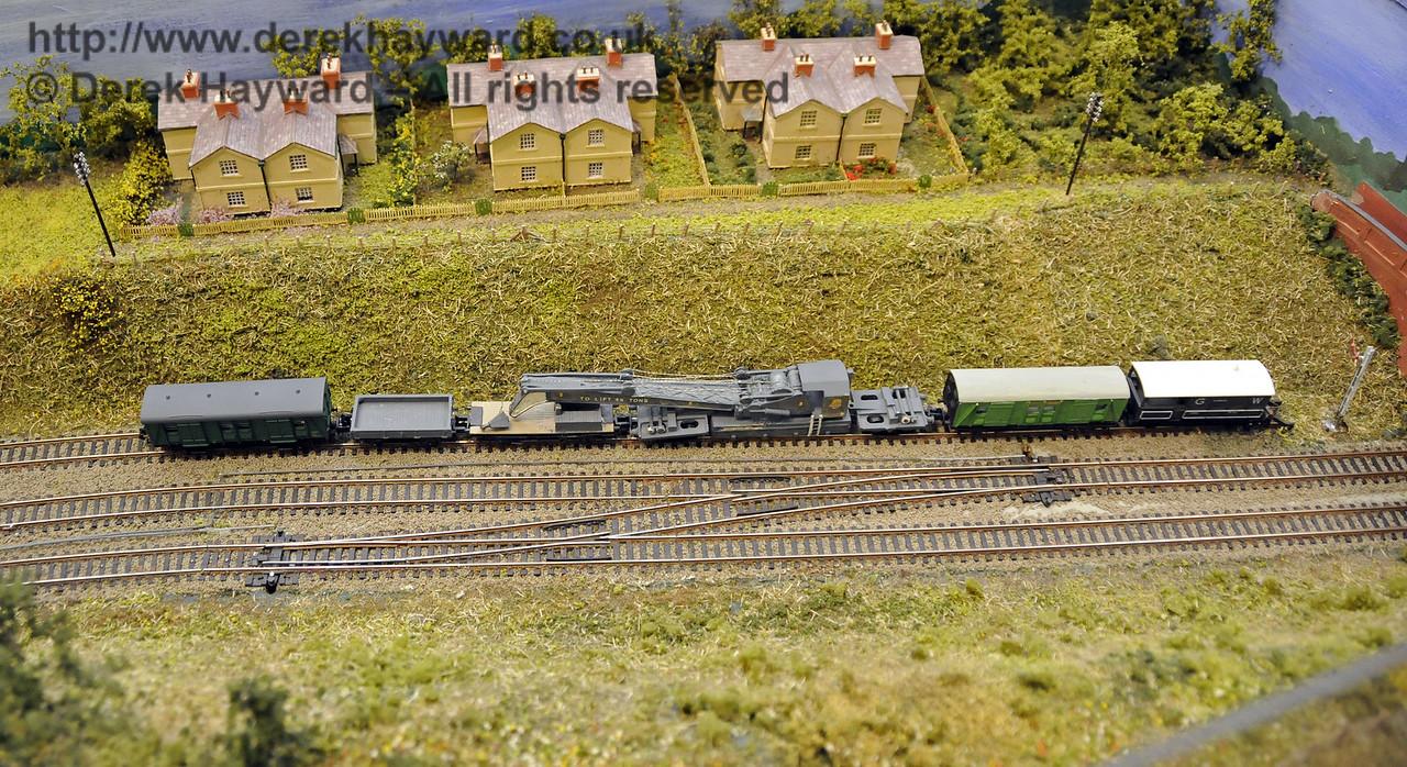 Horsted Keynes at Horsted Keynes.  Model Railway Weekend, 28.06.2014  10873