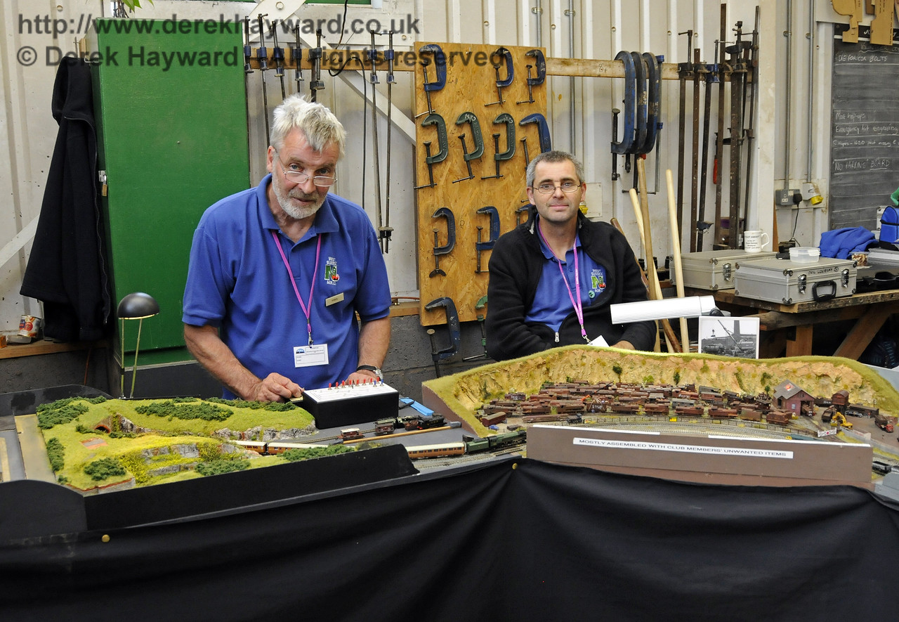 Model Railway Weekend, Horsted Keynes, 28.06.2014  10869