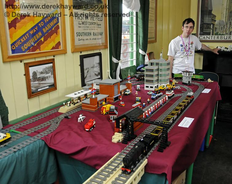 Model Railway Weekend, Horsted Keynes, 28.06.2014  10838