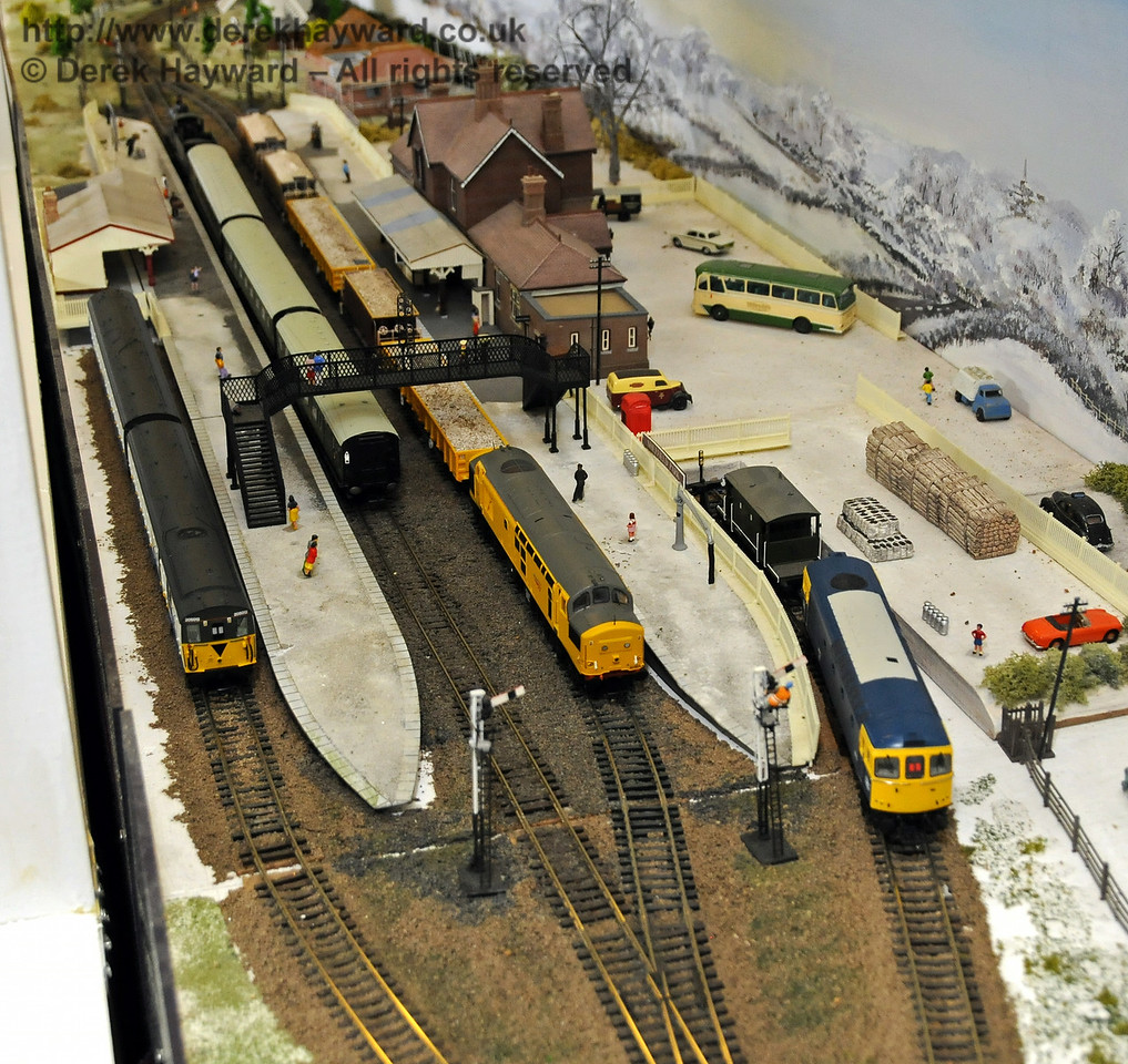 Model Railway Weekend, Horsted Keynes, 28.06.2014  10840