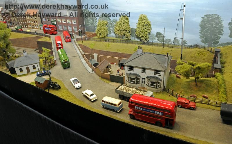 Model Railway Weekend, Horsted Keynes, 29.06.2014  10925