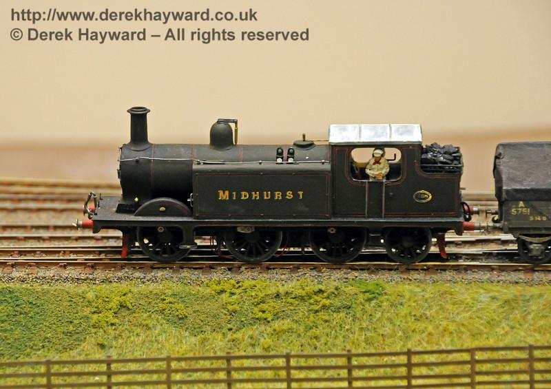 Model Railway Weekend, Horsted Keynes, 28.06.2014  10896
