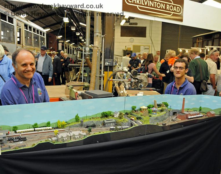 Model Railway Weekend, Horsted Keynes, 28.06.2014  10864