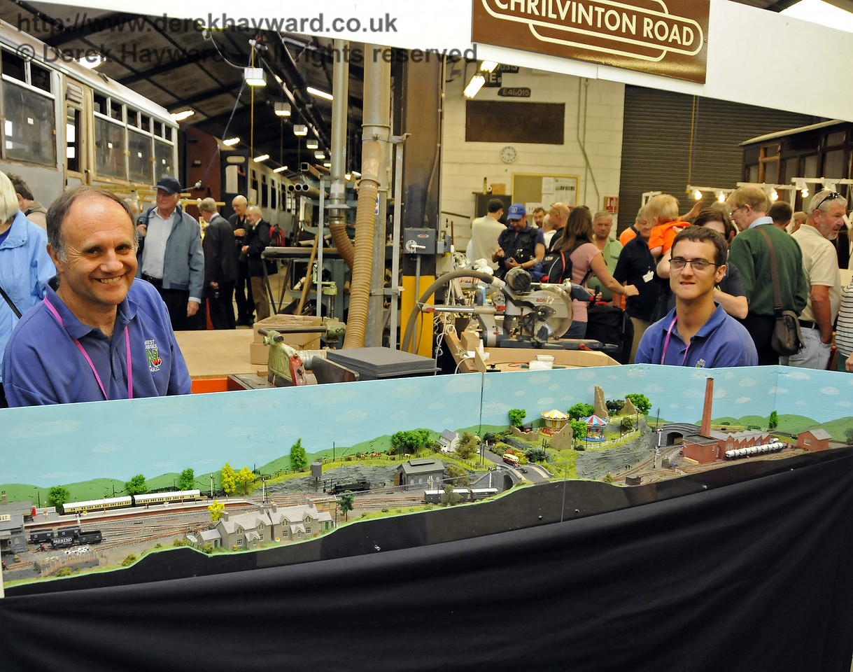 Model Railway Weekend, Horsted Keynes, 28.06.2014  10864