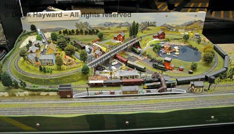 Model Railway Weekend, Horsted Keynes, 28.06.2014  10877