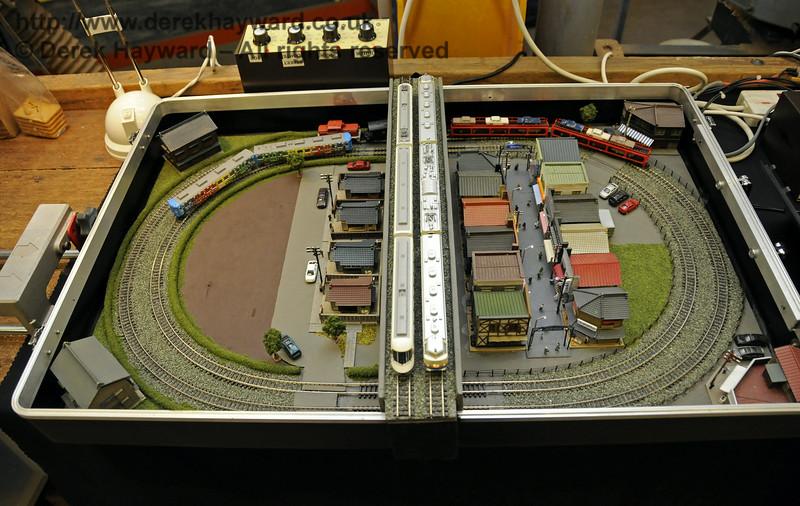 Model Railway Weekend, Horsted Keynes, 28.06.2014  10890