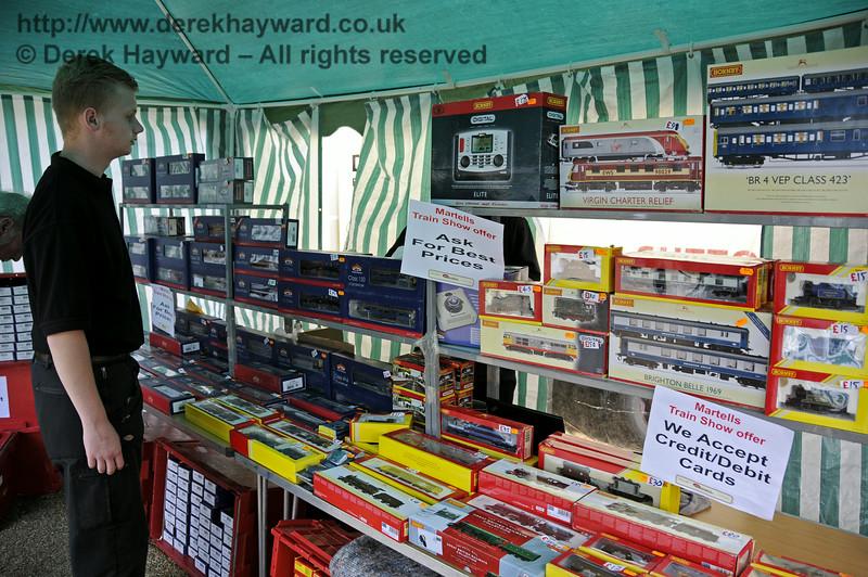 Model Railway Weekend, Horsted Keynes, 28.06.2014  10844