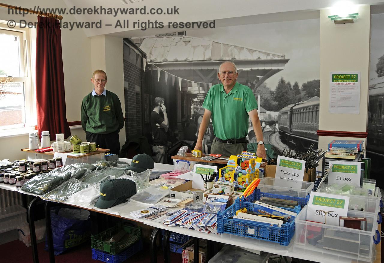 Model Railway Weekend, Sheffield Park, 28.06.2014  10816