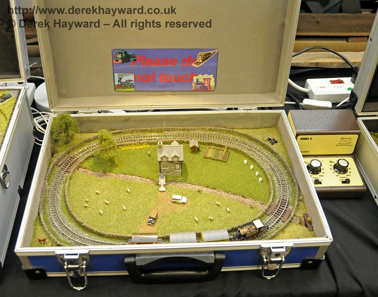 Model Railway Weekend, Horsted Keynes, 28.06.2014  10893