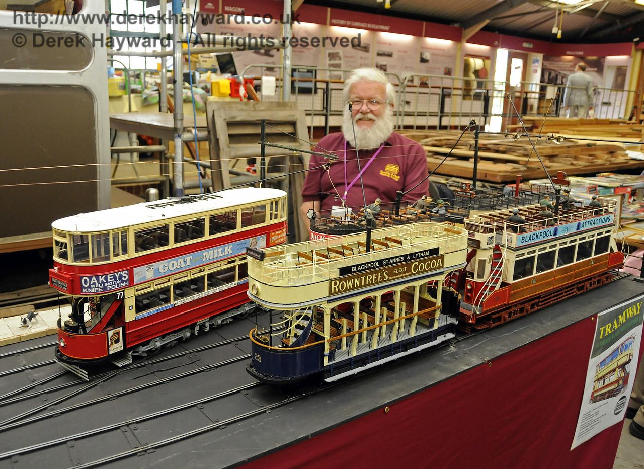 Model Railway Weekend, Horsted Keynes, 28.06.2014  10857