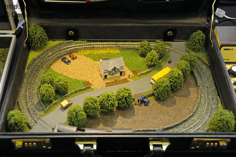 Model Railway Weekend, Horsted Keynes, 28.06.2014  10895