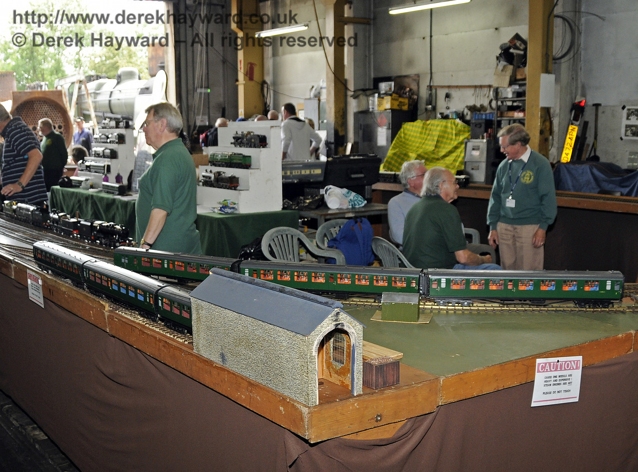 Model Railway Weekend, Sheffield Park, 28.06.2014  10782