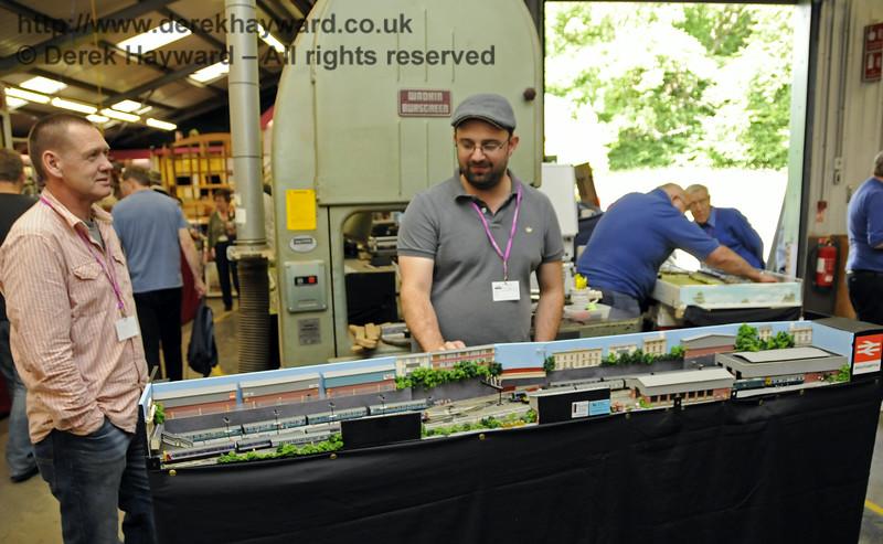 Model Railway Weekend, Horsted Keynes, 28.06.2014  10862