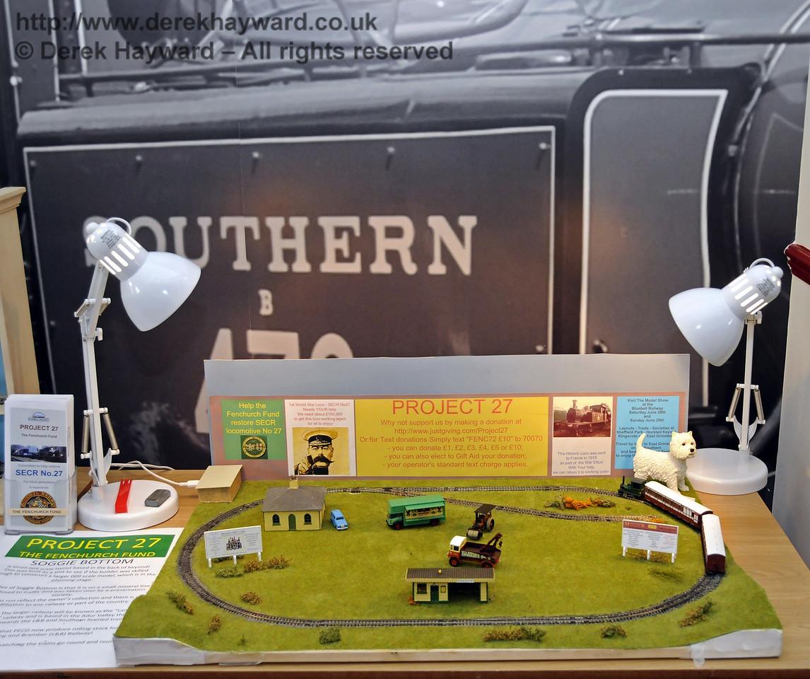Model Railway Weekend, Sheffield Park, 28.06.2014  10812