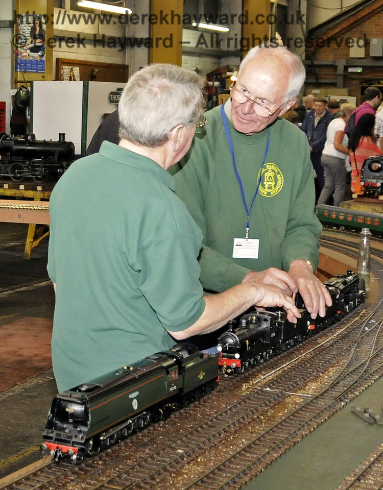 Model Railway Weekend, Sheffield Park, 28.06.2014  10800