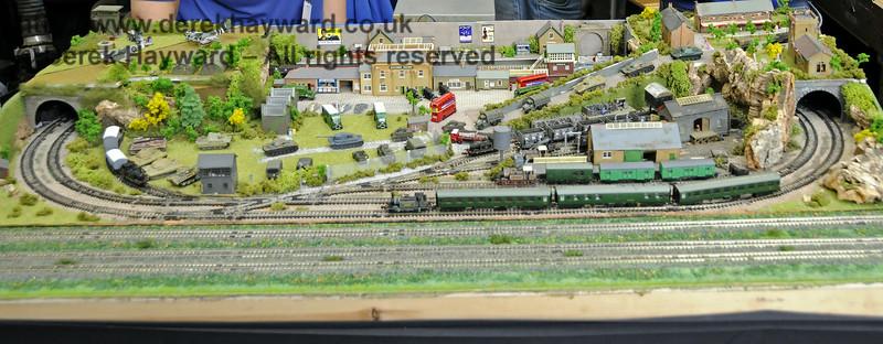 Model Railway Weekend, Horsted Keynes, 28.06.2014  10871