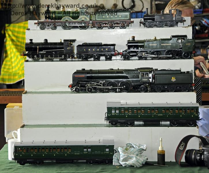Model Railway Weekend, Sheffield Park, 28.06.2014  10801