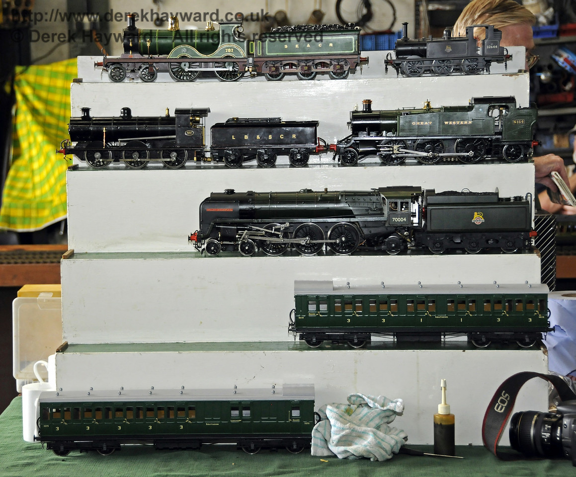 Model Railway Weekend, Sheffield Park, 28.06.2014  10801