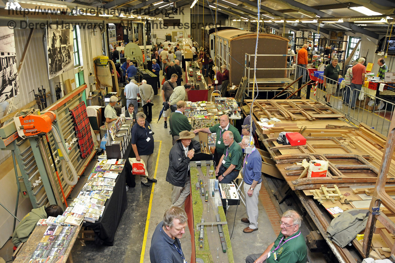 Model Railway Weekend, Horsted Keynes, 28.06.2014  10845