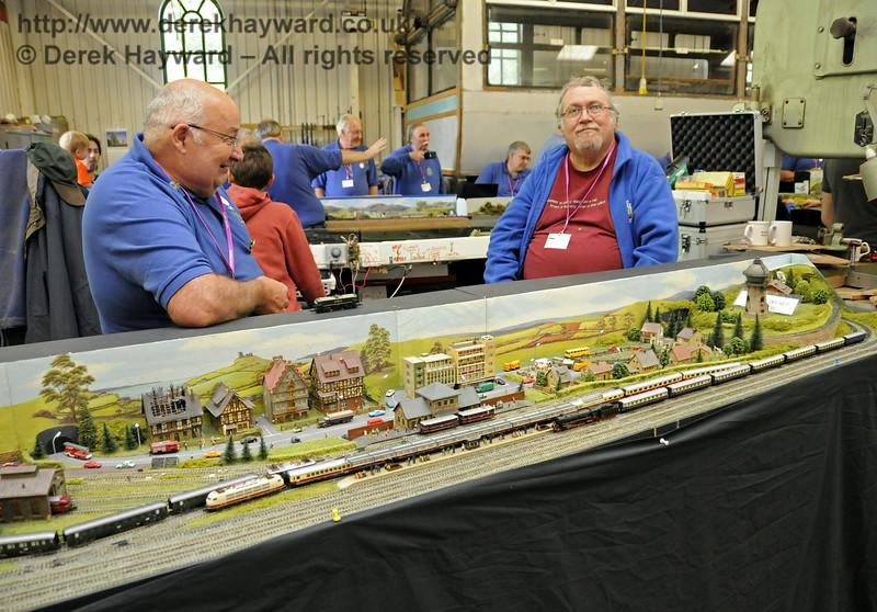 Model Railway Weekend, Horsted Keynes, 28.06.2014  10860