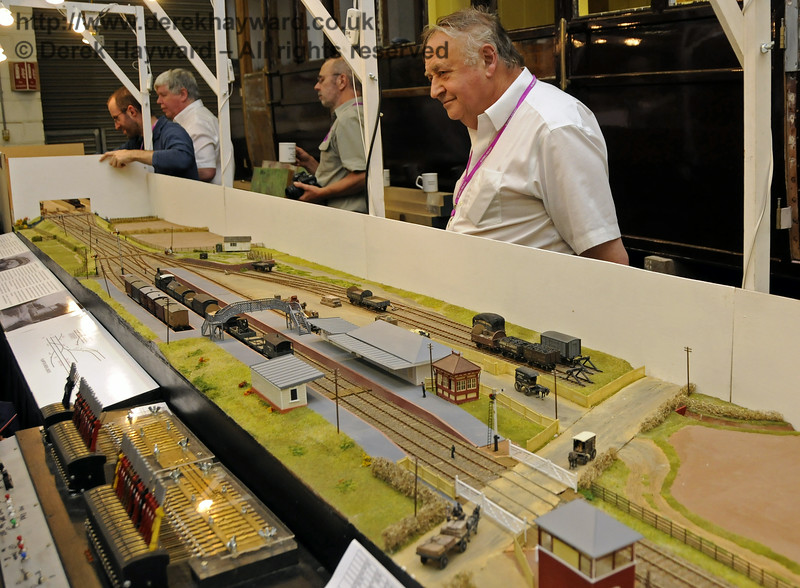 Model Railway Weekend, Horsted Keynes, 28.06.2014  10889