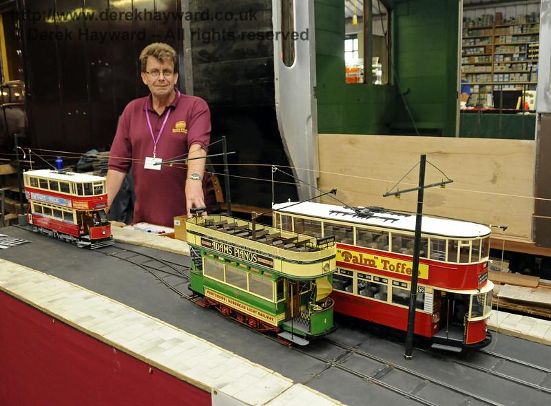 Model Railway Weekend, Horsted Keynes, 28.06.2014  10887