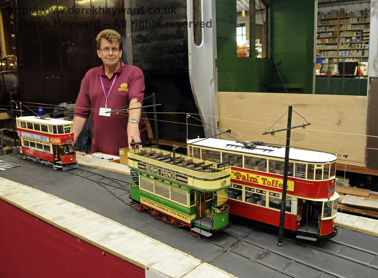 Model Railway Weekend, Horsted Keynes, 28.06.2014  10887